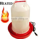 Hotselling 11L&14L 110 volt chicken water drinker heated in canada