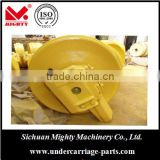 Front idler for all kinds of construction undercarriage parts,bulldozer parts for Komat su