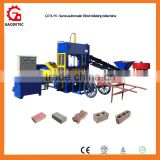 QT4-15 Semi-Automatic Fly Ash Cement Brick Making Machine Price in india