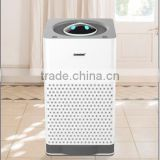 New product in 2017aromatherapy diffuse & HEPA filter ultrasonic air purifier robot with APP remote control