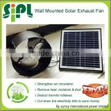 Vent tool New Inventions!solar powered system in home appliance Wall mounted exhaust fan with dc motor solar ventilation fan