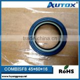 rubber and pu oil seal hot sale COMBI