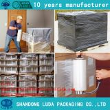 Factory wholesale anti tear machine PE plastic packaging stretch wrap film