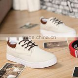 zm50282b new style man board shoes casual trendy fashion canvas shoe for men