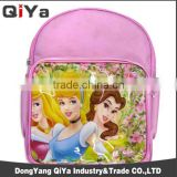 China Suppliers Wholesale Promotional Cartoon Printing Doll Students Backpack Kids School Bags For Baby Girls