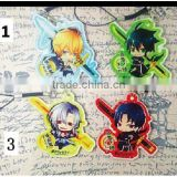 Japan Anime Seraph of the End cute Acrylic Key Chain key ring pendant gift