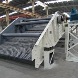 Raw coal vibrating screen, energy saving mining screen for ore
