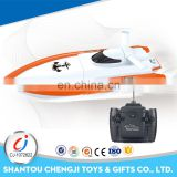 High quality electric fast speedy racing nqd rc boat with 2 colors