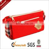 Customized Print Logo Pencil Pouch for Promotion