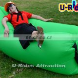 Portable air bags sleeping chair sleeping bag hangout inflatable waterproof