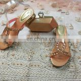 High quality latest design wedding shoes for bride