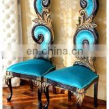 Wooden Baroque Chair Bkc-39