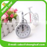 Bicycle alarm clock Fashion creative personality plastic model