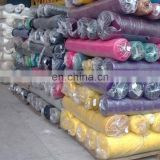 Water repellent nylon taffeta stocklot fabrics with superior performance
