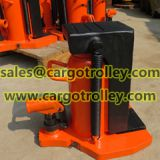 Hydraulic jack with high quality