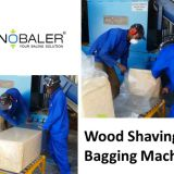 Wood Shavings Bagging Machine