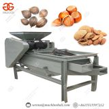 Professioanl Almond Hazelnut Cracking and Shelling Machine Durable Use