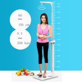 Bluetooth Body Fat Scale Body Composition Monitor Smart Bathroom Weight Scale 195cm ( 6' 5