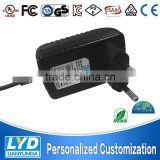 ac adapter 2000ma 6v 5v dc 100v - 240v input with high delivery time for HD Duplicators