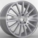 via jwl alloy wheels 17 18 inch wheels for VW replica wheel rim