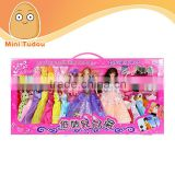 China Manufacture Fashion Dolls, Baby Dolls with several dresses                                                                         Quality Choice