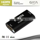 HDMI Extender Equalizer, Active Repeater for Video and Audio 1920x1200,1080p at 24Hz (HDMI F/F), Fast Deliver Guarantee