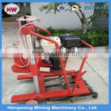Pavement drilling concrete core drilling machine/2016 internal combustion type drilling machine