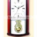 Mechanical Old pendulum Wall Clock