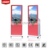 Modern design shopping mall digital signage wireless all in one photo booth machine                                                                         Quality Choice
