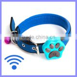 Global GPS Tracker Wifi Pet Dog Anti Lost Alarm Finder