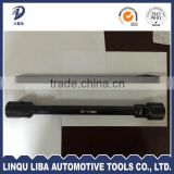 Promotional Hardware Tool Double Head Heavy Duty Forged Torque Wheel Wrench With Wrecking Bar