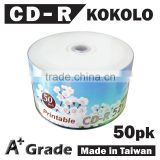 CD blank 700MB, Printable cd-r disc, Buying in bulk wholesale
