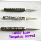 Laser Logo 90%Tungsten Dart Barrels For Serious Dart Players