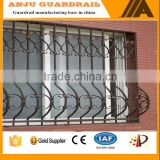 window grill-23 community and house decorative wrought iron window grill