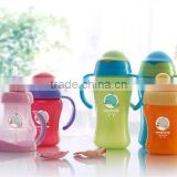 baby product 2015 water cup trainer,copo infantil handle plastic cups,bottle warmer,drinking baby cups plastic cup