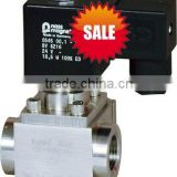 YSE-100 SS304 Nass coil High pressure solenoid valve