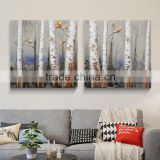 New arrival diy oil painting ballet dancer design beautiful screnry canvas oil painting