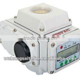 Electrical Actuator, regulating electric actuator, motorized actuator, 4-20mA electric actuator