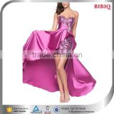 latest plus size wedding gowns sexy cleavage quinceanera dresses ball gown purple blue exotic prom dresses