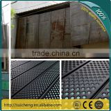 Guangzhou factory aluminiun & stainless steel perforated metal sheet/perforated mesh