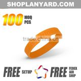 Customized made rubber silicone hand band factory sale                                                                         Quality Choice                                                     Most Popular