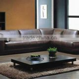 2013 Modern Sofa Living Room Furniture Sofa Genuine Leather China Cattle Leather Minimalism Leather Sofa China Furniture 9058