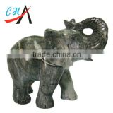 wholesale gemstone animal carvings,hand carved elephant