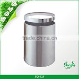 Stainless Steel Waste/garbage Container For Hotel