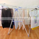 High Quality Folding Cloth Drying Rack Metal Hanger BS-6018B