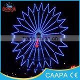 Outdoor game machine children ferris wheel for sale