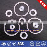 Customized Quality white ptfe backup sealing ring gasket