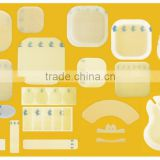 Disposable Medical Hydrocolloid Wound Dressing
