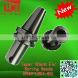 Carbide Taper Shank for cnc Boring Heads