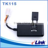Phone number gps tracker TK115 with GPS tracking system free first year and mobile app